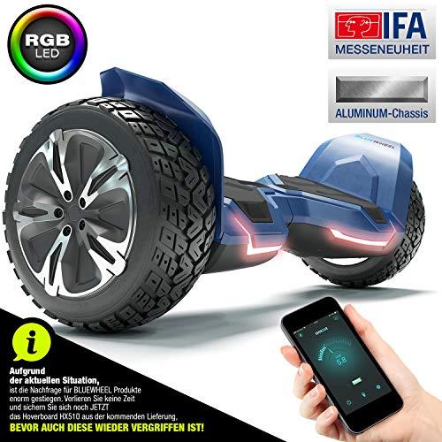 """8.5"""" Premium Offroad Hoverboard Bluewheel HX510 SUV;..."""