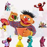 Sesamstraße Wandaufkleber Cartoon Sesamstraße Puppe