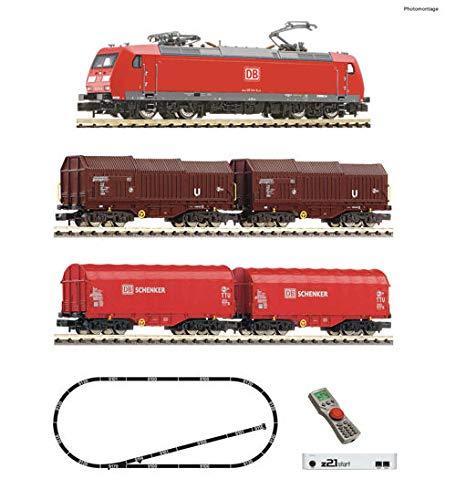 Fleischmann 931885 N z21® Digital-Start-Set Güterzug der DB AG
