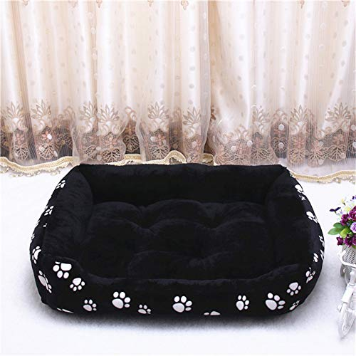 Pet Dog Beds Large Dogs Small Warm Soft Mattress Couch Sleeping Sofas Puppy Cushion Cage Mat Big Size S-Xxl