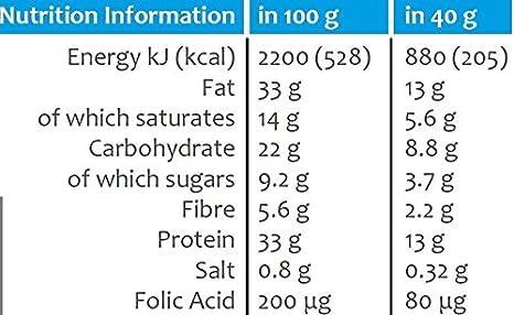 Maxsport Nutrition 30 – 33 % de proteínas, sin gluten, 16 unidades, vainilla