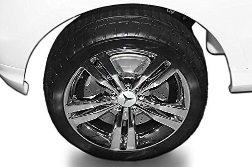 RC Auto kaufen Kinderauto Bild 3: Toyas Lizenz Kinderfahrzeug Mercedes Benz Jeep SUV ML350 Kinderauto Elektroauto 2X 25W Motor Fernbedienung MP3 Anschluss in Schwarz*