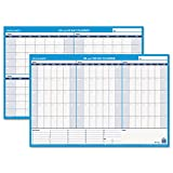 AAGPM23928 - At-A-Glance 90/120-Day Erasable Wall Planner