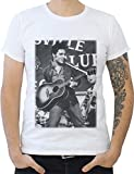 Photo de T-Shirt imprimé Elvis Presley -592 Taille - L - Ref: 580
