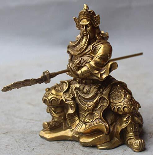 zlw-shop Guan Gong Estatua 6