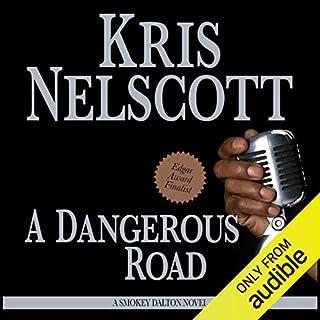 A Dangerous Road audiobook cover art
