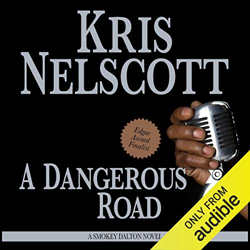 A Dangerous Road audiobook cover art