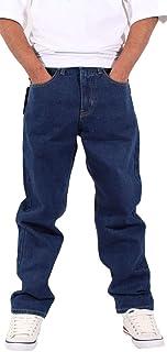 Georgio Peviani Men's Comfort Straight Fit Denim Jeans, Indigo