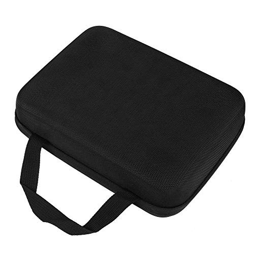 Queen.Y para Bose Soundlink Mini1/ 2 Bluetooth Altavoz Bolsa Cubierta Bolsa de Almacenamiento de Viaje Negro