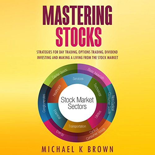 Mastering Stocks audiobook cover art
