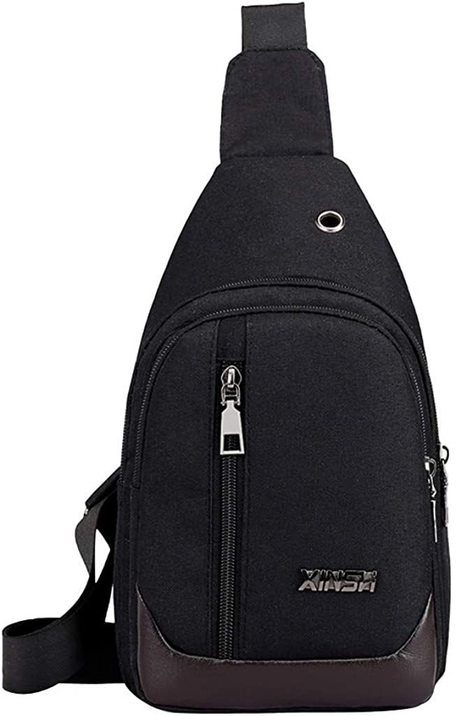 Graysky Oxford Cloth Crossbody Bags Multi-Fun Bag Chest supreme Al sold out. Shoulder