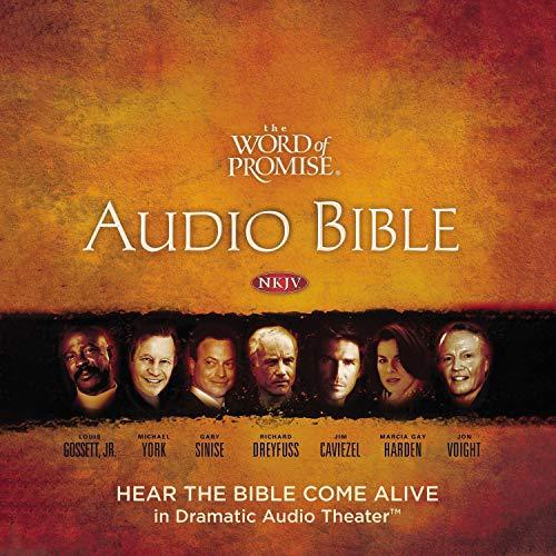 The Word of Promise Audio Bible - New King James Version, NKJV: (25) Mark cover art