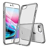 ESR iPhone SE Hülle,iPhone 8/7 Hülle, Transparent Durchsichtig [Ultra Dünn] Klar Weiche TPU...