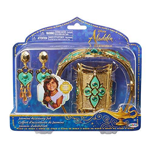 Disney Aladdin Set Accessori Jasmine Deluxe, Colore, 200976