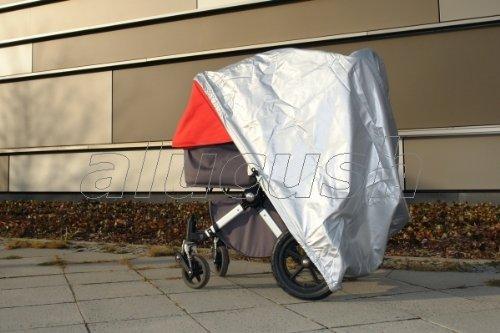 alucush Abdeckung für Kinderwagen Bugaboo Buggy Cameleon Frog Regenschutz Regenverdeck