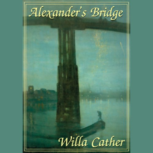 Alexander's Bridge cover art