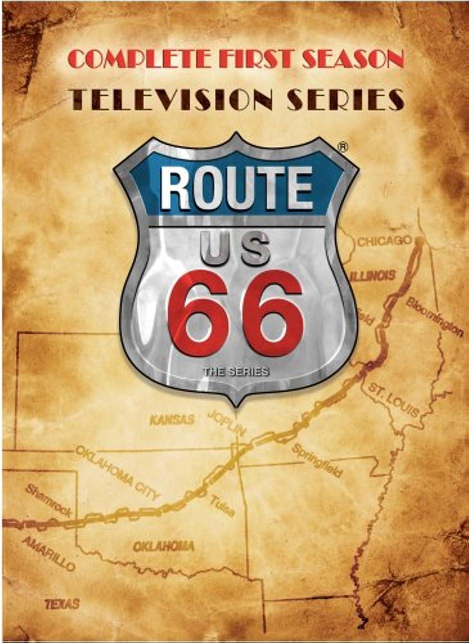 感染する大学生理容師Route 66: Season One - Complete Collection [DVD] [Import]