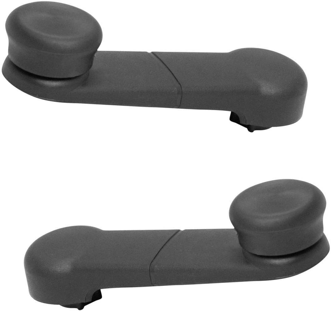 Manual Window Crank Handle Pair LH Sales Sides with RH National products Do Compatible