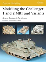 Modelling the Challenger 1 and 2 MBT and variants (Modelling Guides)