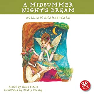 A Midsummer Night's Dream: Shakespeare's Plays Accessible to Children cover art