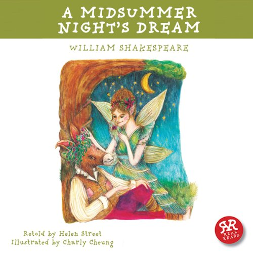 A Midsummer Night's Dream: Shakespeare's Plays Accessible to Children audiobook cover art