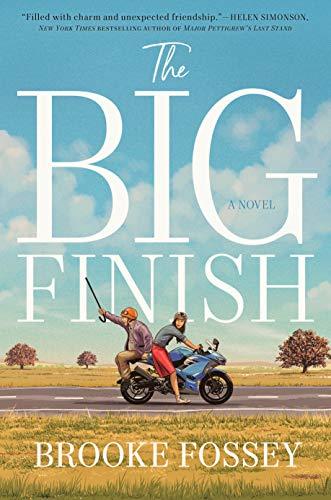 Buchseite und Rezensionen zu 'The Big Finish' von Brooke Fossey