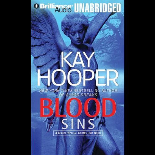 Blood Sins audiobook cover art