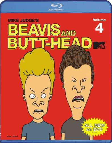 Beavis & Butthead: Volume 4 [Edizione: Stati Uniti]
