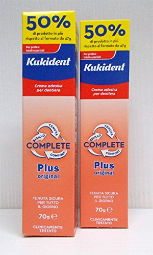 KUKIDENT Complete Plus Original 70 g BIPACK