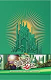 The Wizard of Oz Hardcover Ruled Journal (Journals)