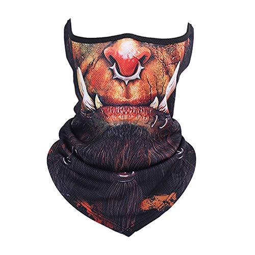 Balaclava Cagoule 3D Chat Chien Mignon Animal Coupe-Vent Bonnet Drôle Doublure De Casque Cool Hiver Chapeau Plus Chaud Casquette Femmes Hommes-Dq16-