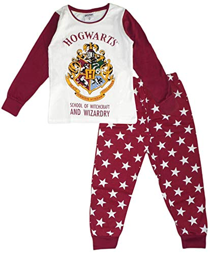 HARRY POTTER Niños Pijama Largo