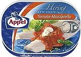 Appel | Herring Fillets in Tomato - Mozzarella -Cream | 200g 7oz.