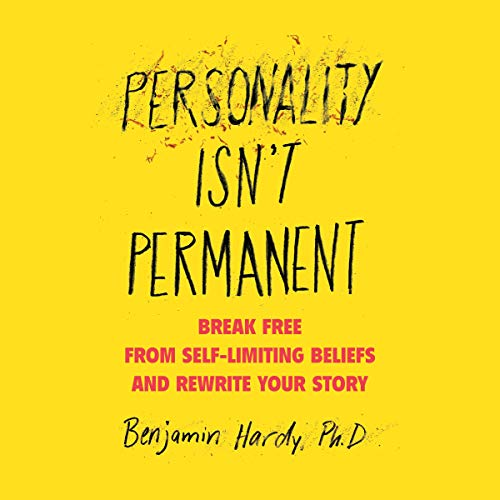 Personality Isn't Permanent cover art