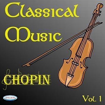 Frederic Chopin : Classical Music vol.1