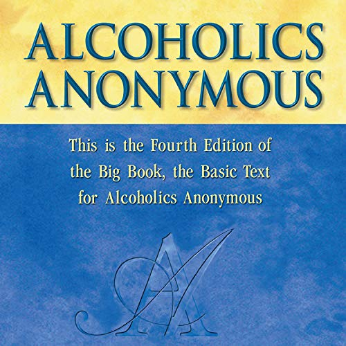 Alcoholics Anonymous, Fourth Edition cover art