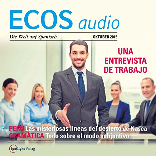 ECOS Audio - Cómo presentarse a un trabajo. 10/2015 Titelbild