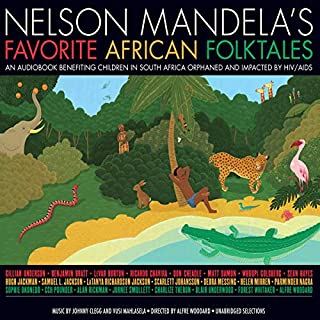 The Lion, the Hare, and the Hyena     A Story from Nelson Mandela's Favorite African Folktales              By:                                                                                                                                 Nelson Mandela (editor),                                                                                        Phyllis Savory,                                                                                        Gwido Mariko                               Narrated by:                                                                                                                                 Alan Rickman                      Length: 9 mins     47 ratings     Overall 4.5