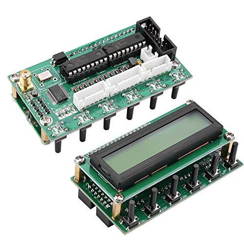 CLJ-LJ. DDS Signal-Generator-Modul-basierte, 55MHz LCD Funktion Signal-Generator-Modul Basierend auf AD9850 mit stabilem Laufe Lange Lebensdauer for Digital-Tester Modul