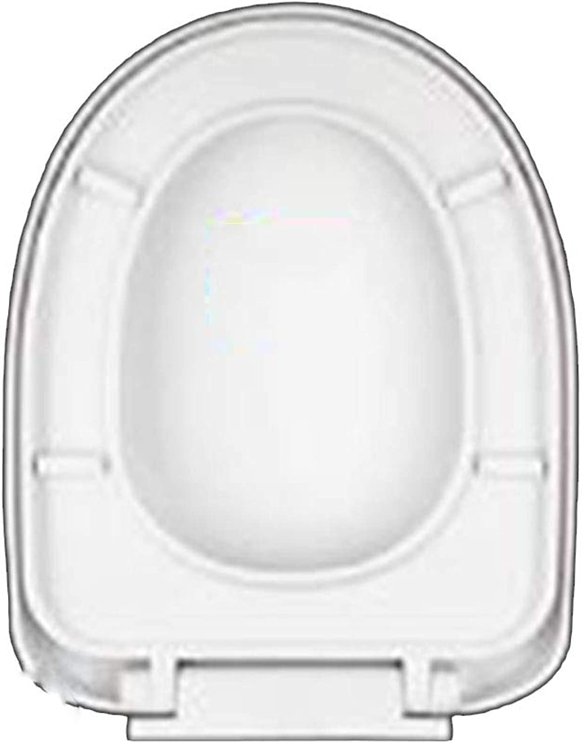 XX-Bathroom supplies U-shaped, toilet cover, thick toilet, descending cover