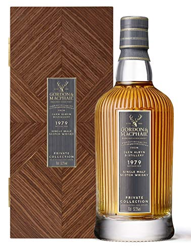 Glen Albyn (silent) - Private Collection Single Cask #3856-1979 40 year old Whisky