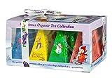 English Tea Shop - Teegeschenk mit Schleife 'White Prism Christmas Collection', BIO-Tee, 12...
