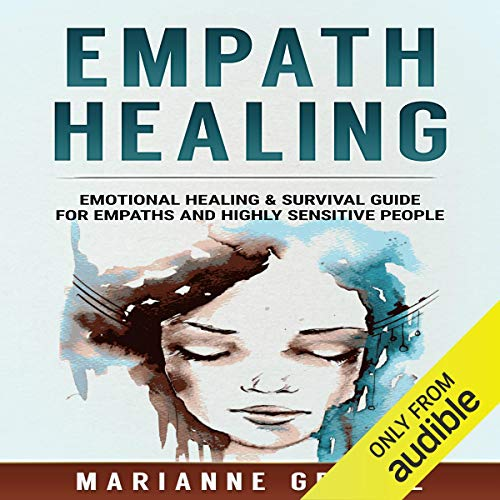 Empath Healing Audiobook By Marianne Gracie cover art