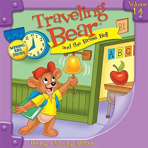 Traveling Bear and the Brass Bell audiobook cover art