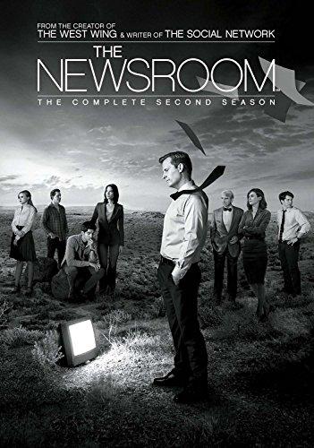 Newsroom: Season 2 (3 Dvd) [Edizione: Regno Unito] [Edizione: Regno Unito]