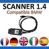 Scanner 1.4 - Diagnóstico completo y programaciones – Diagnóstico OBD2 para coche