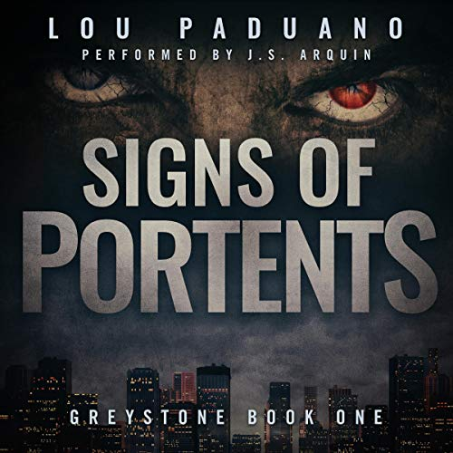Couverture de Signs of Portents