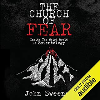 The Church of Fear audiobook cover art