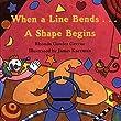 Preschool Themes, shapes, shape activities for preschoolers, printables, free PDF, preschool shape activities, book activities, when a line bend a shape begins