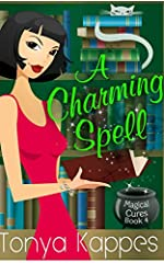 A Charming Spell: Magical Cures Mystery Series Book 4